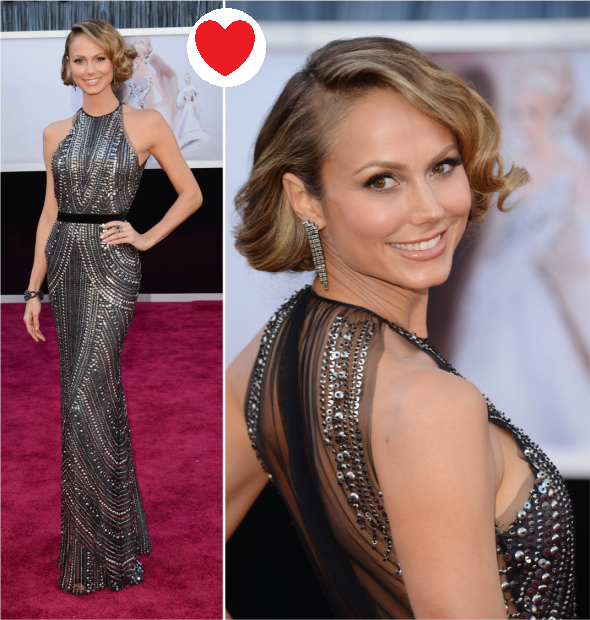 Stacy Keibler Naeem Khan