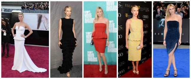 Charlize Dresses