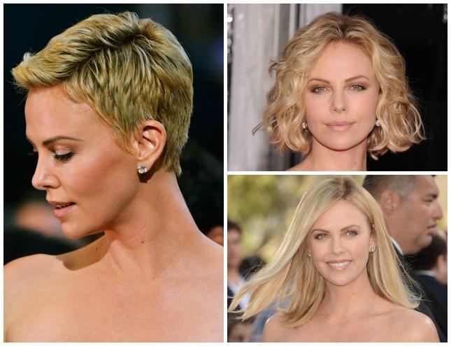 Charlize Hair
