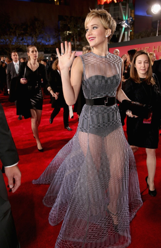 """Premiere Of Lionsgate's """"The Hunger Games: Catching Fire"""" - Red Carpet"""