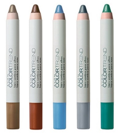 Sombra em lápis Avon, 14 reais