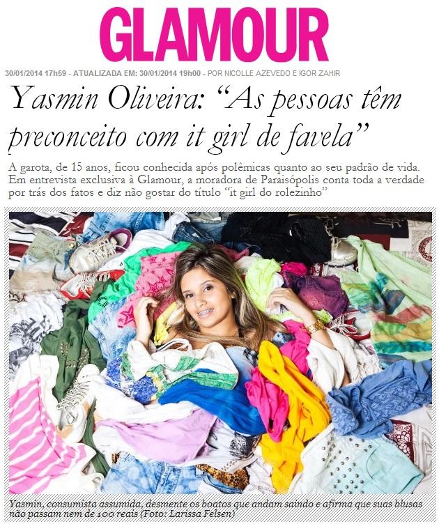 glamour portfolio