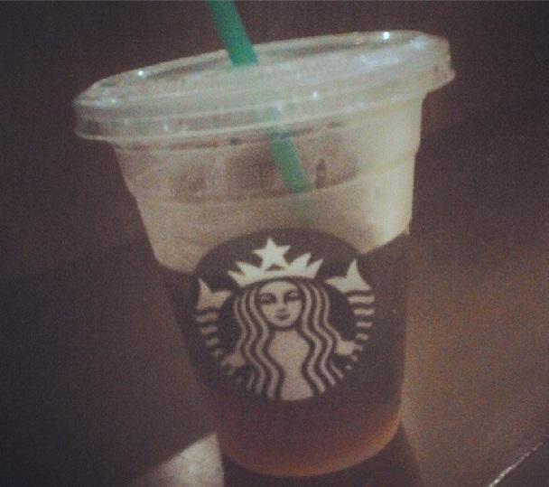 chá verde com limonada