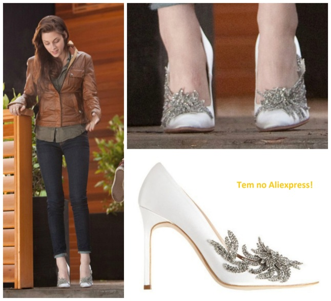 bella swan wedding shoes