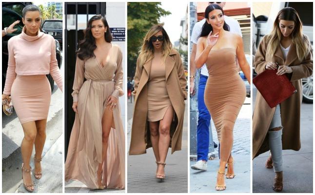 Kim Kardashian - nude